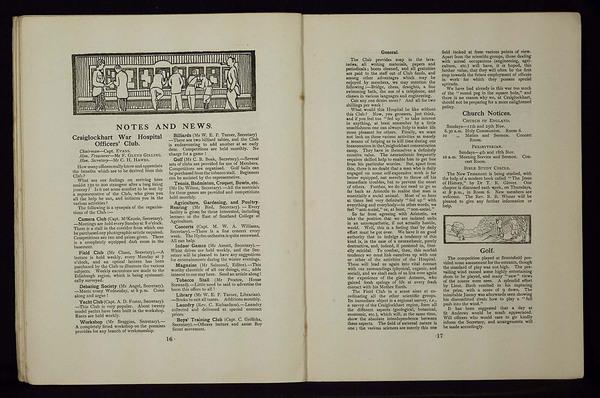 The Hydra: November 1917.