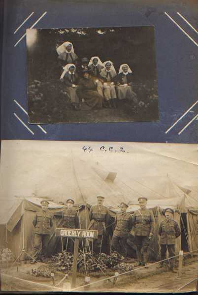 Photographs of 44 Casualty Clearing Station (2)