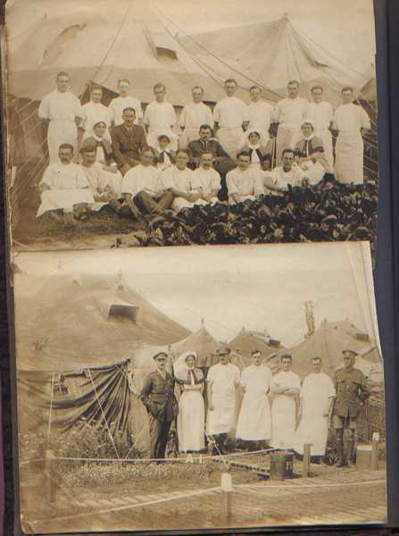 Photographs of 44 Casualty Clearing Station (3)