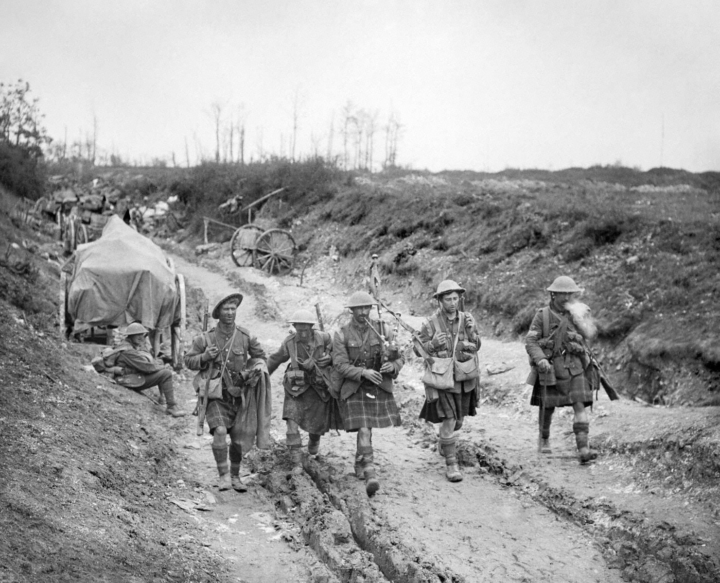 """a history of the attack of vimy ridge in world war i The attack on vimy ridge took place on  posts about the history and centennial of the first world war  on """" vimy ridge and canadian nationalism ."""