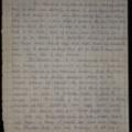 Letter: To Margaret Blunden.
