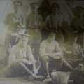 Photograph of Fred and Frank Thompson and others (1)