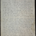Letter: To Charlotte Blunden.