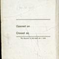 Notebook (Jan-Apr 1917)